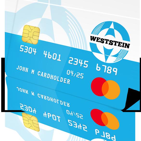 WestStein card